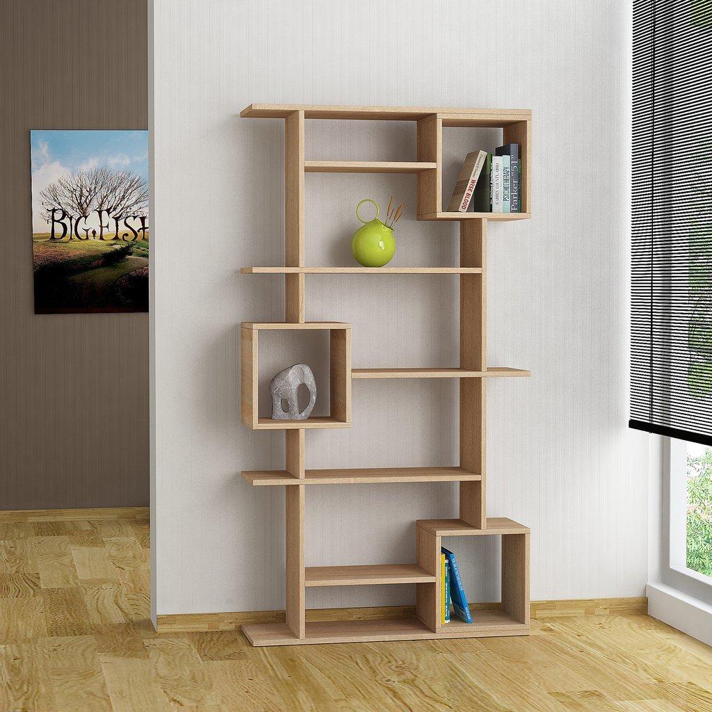 Biblioth Que En Bois Mobler Home # Bibliotheque Bois Clair